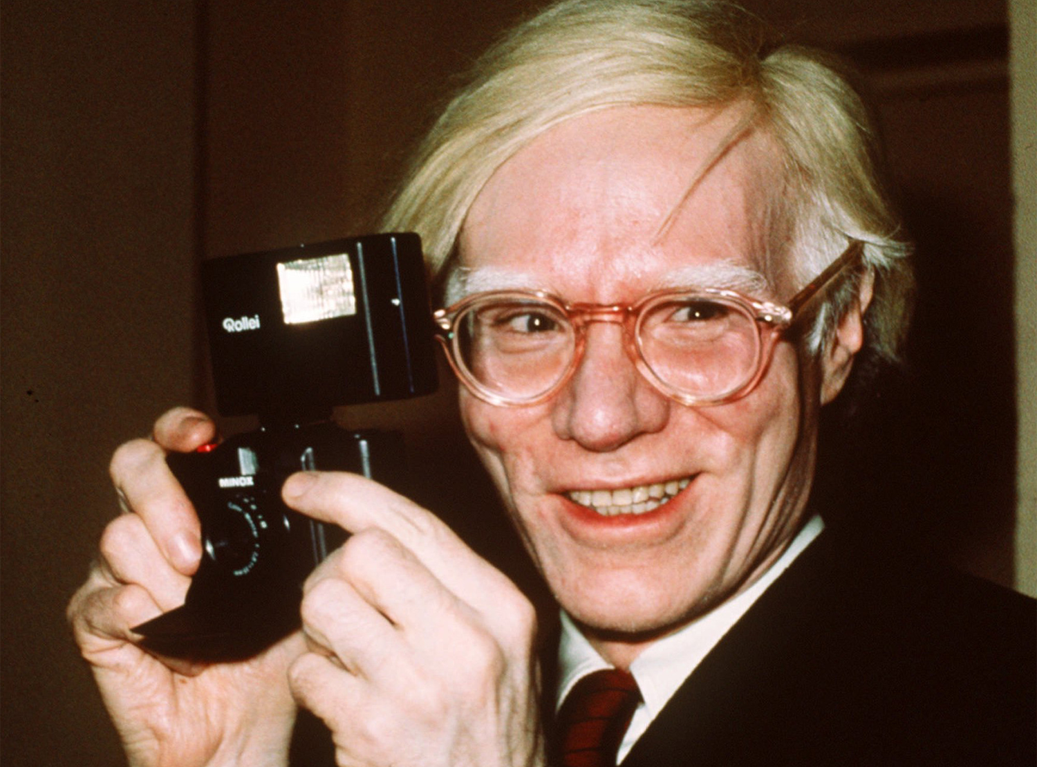 Andy Warhol: 12 Interesting Facts